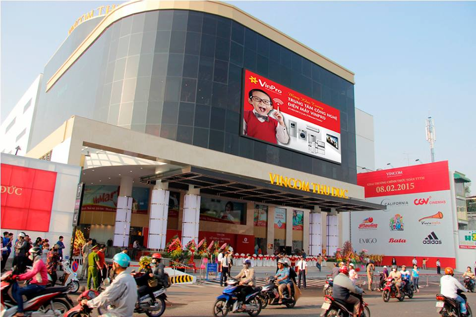 Vingroup Launch 4 Electronics Center Under Brand Name