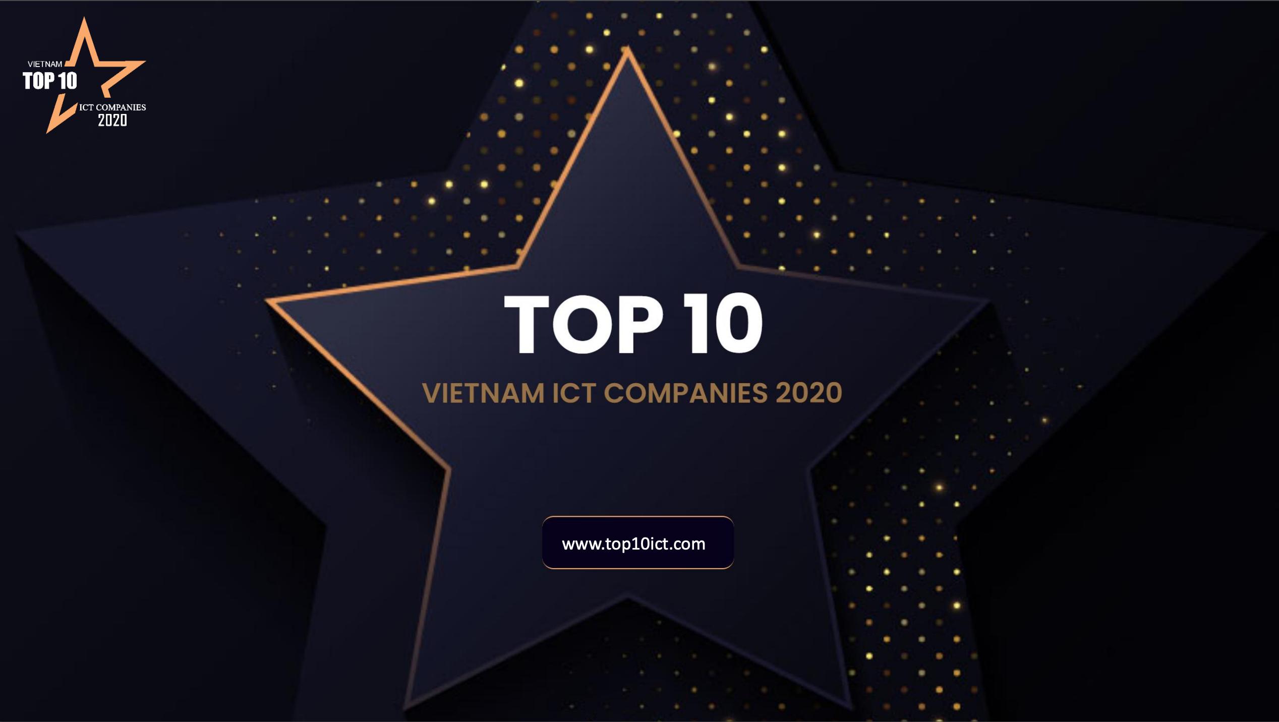 Top 10 DN CNTT Việt Nam 2020