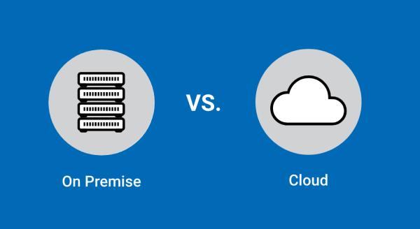 Lựa chọn giải pháp ERP tại chỗ và ERP đám mây