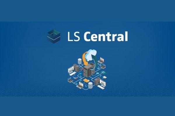 Phát hành phiên bản LS Central 18.1
