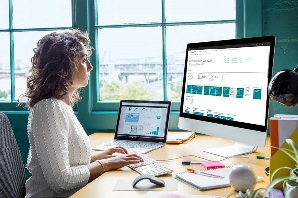 5 lý do để chuyển sang phần mềm quản trị erp Business Central