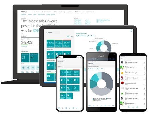 1.Phần mềm quản trị ERP giúp điều hành doanh nghiệp ở mọi nơi, trên mọi thiết bị