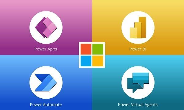 Giải pháp liên kết với Microsoft Power Platform