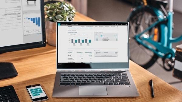 Phần mềm quản trị erp Business Central có nhiều chức năng và sản phẩm mới