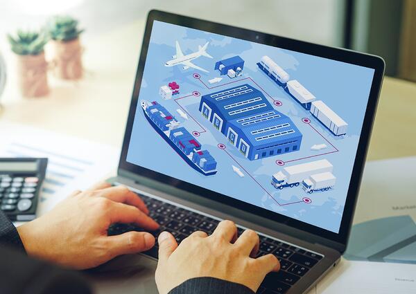 Các phần mềm quản trị doanh nghiệp tối ưu hóa chuỗi cung ứng bằng cách nào?